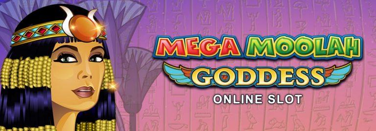 New Slots May 2021: Mega Moolah Goddess