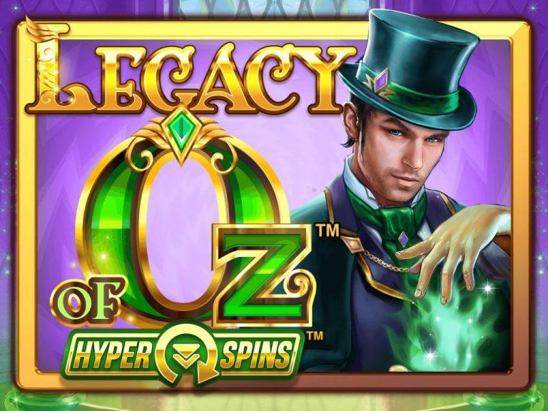 Legacy of Oz - Thunderstruck Wild Lightning