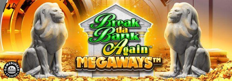 Break da Bank Again Megaways Slot Machine